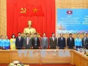 Vietnam-Laos : les ministères de la Sécurité publique intensifient leur coopération