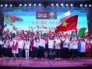 Le Camp d'été du Vietnam apporte des expériences précieuses aux jeunes Viet kieu