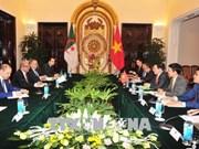 Pour dynamiser les relations de coopération Vietnam-Algérie