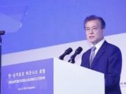 Le président sud-coréen apprécie le rôle de l'ASEAN