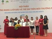 Microsoft aide le Vietnam à protéger les enfants dans le cyberespace