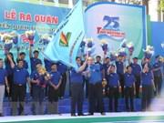 Lancement de la campagne de volontariat Eté vert à Ho Chi Minh-Ville