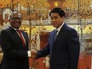 Hanoi souhaite coopérer avec l'Afrique du Sud dans plusieurs domaines