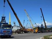Premier semestre : plus de 254 millions de tonnes de marchandises via les ports maritimes