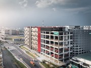 Singapour lance une plate-forme logistique automatique