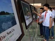 "Exposition ""Hoàng Sa, Truong Sa du Vietnam - les preuves historiques et juridiques"" à Bac Kan"