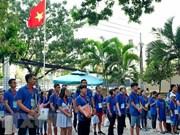 Ho Chi Minh-Ville: Ouverture de la colonie de vacances d'été des jeunes Viet Kieu 2018