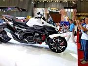 Le Vietnam est un marché potentiel pour les scooters haut de gamme