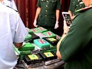 Ba Ria-Vung Tau: 100 pains de cocaïne découverts dans un conteneur