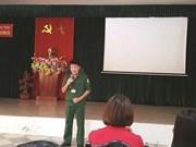 """Les """"gardiens de l'histoire"""" au carrefour de Dông Lôc"""