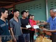 Effondrement du barrage : le Vietnam toujours aux côtés du Laos