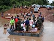 Barrage effondré au Laos : la Thaïlande appelle ses citoyens à aider les victimes