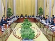 Vietnam-Japon : volonté commune d'approfondir les relations économiques