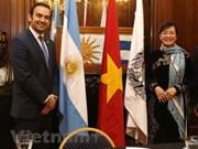 Une délégation de Ho Chi Minh-Ville à Buenos Aires pour resserer les liens d'amité
