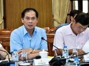 Accélération des préparatifs pour le Forum économique mondial sur l'ASEAN 2018