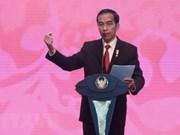 Le président indonésien annonce sa candidature à la présidentielle