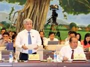 Politiques et emploi des minorités ethniques au menu des législateurs
