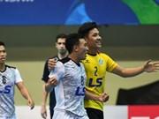 Championnat des clubs de futsal d'Asie 2018 : Thai Son Nam finit 2e