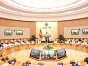 Le gouvernement persiste pour atteindre les objectifs fixés pour 2018