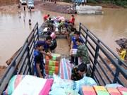 La MRC salue la décision du Laos suite à l'effondrement d'un barrage