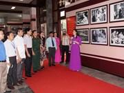 Une exposition sur le général Vo Nguyen Giap et l'ATK de Thai Nguyen