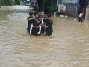 Le typhon Bebinca fait des ravages dans des localités du Nord et du Centre