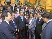 Le président exhorte à s'inspirer des pays développés au service du développement national