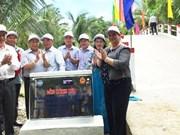 L'Australie démarre son programme d'assistance directe pour 2018-2019 au Vietnam