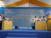 Vietnam Airlines inaugure un complexe de simulation de vol