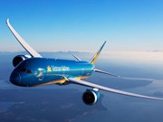 Vietnam Airlines réajuste les vols entre le Vietnam et la R. de Corée en raison du typhon Soulik