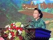 Troisième échange « Frontière d'amitié » à Hanoi