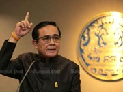 La majorité des Thaïlandais apprécient  les réalisations  du PM Prayut