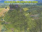 """""""Interprétation de l'environnement"""" dans une zone semi-sauvage du parc Phong Nha-Ke Bàng"""