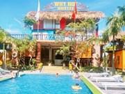 Le premier hôtel en conteneurs à Quang Binh