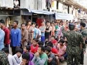 Thaïlande : plus de 1.100 travailleurs sans permis arrêtés