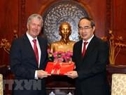Ho Chi Minh-Ville et la Nouvelle-Zélande renforcent la coopération commerciale