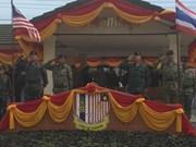 La Thaïlande et la Malaisie procèdent à leur 24e exercice militaire conjoint