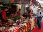 Le Vietnam participe à une foire internationale du piment en Italie