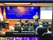 Hai Phong: célébration de l'établissement des relations diplomatiques Vietnam-Singapour