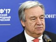 Antonio Guterres appelle à des efforts pour régler la crise humanitaire au Myanmar