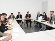 Le Vietnam et le Mexique échangent leurs expériences dans l'administration publique