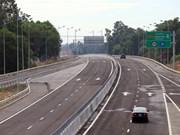 L'autoroute Da Nang - Quang Ngai ouverte au trafic