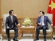 Renforcement de la coopération Vietnam-Japon dans l'économie et la science maritime