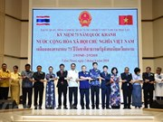 La fête nationale vietnamienne célébrée dans plusieurs pays
