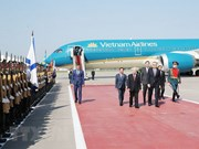Le leader du PCV Nguyên Phu Trong entame une visite officielle en Russie