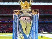Le trophée de la Premier League sera au Vietnam vers la mi-septembre