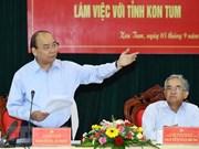 Le PM exhorte Kon Tum à promouvoir le développement durable des forêts