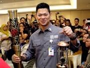 Jeux para-asiatiques 2018: le relais de la flamme commence en Indonésie