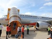 La compagnie aérienne à bas prix Jetstar Pacific coopère avec la compagnie aérienne