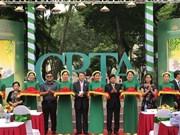 Les villes asiatiques font leur promotion lors d'une exposition touristique à Hanoï